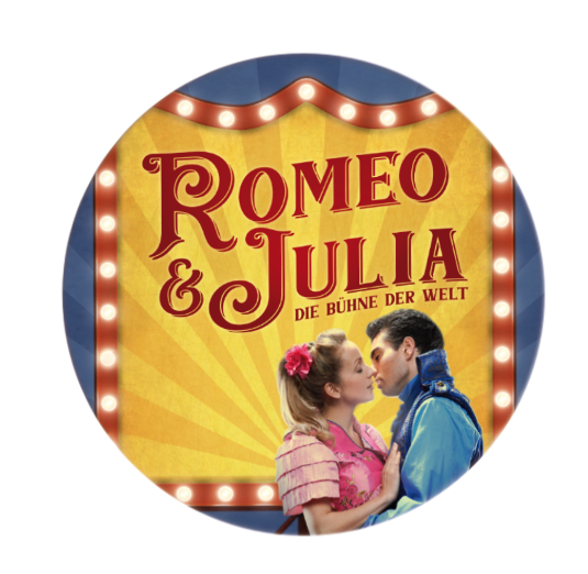 """Musical """"Romeo & Julia - Die Bühne der Welt"""""""